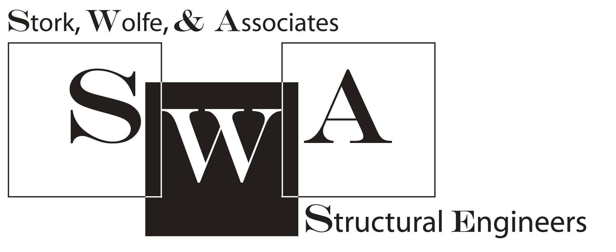 Stork, Wollfe, & Associates Logo
